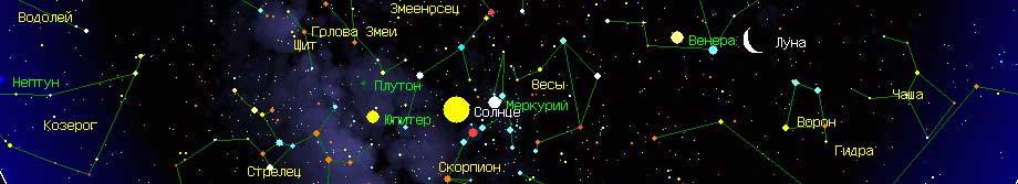 назвали созвездием и